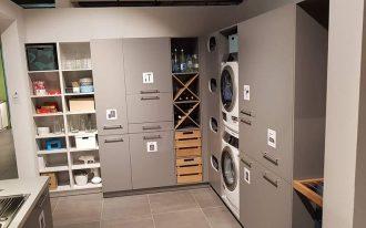 Schüller-Ausstellungsküche