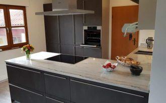 Hochwertige Schüller-Einbauküche